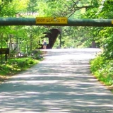 Height Limit for Covered Bridge