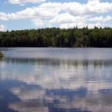 Archers Pond in Ossipee NH