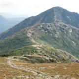 Franconia Ridge Peak