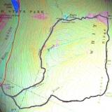 Franconia Ridge Loop Trail Map
