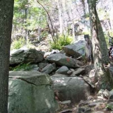 Boulder Loop Trail, Half Mile From Summit of Mt Major