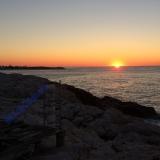 Sunrise from White Island