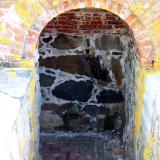 Fort Constitution Tunnel Entrance
