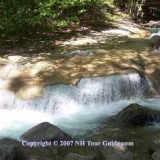 Gentle Flowing Cascade