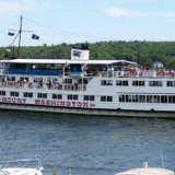 M/S Mount Washington Cruise Ship - Lake Winnipesaukee NH