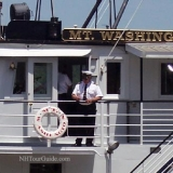 M/S Mount Washington Cruise Ship - Captain