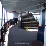 M/S Mount Washington Cruise Ship - Lower deck (front/bow)