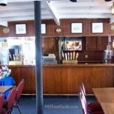 M/S Mount Washington Cruise Ship - Bar area