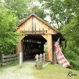 Cilleyville Covered Bridge