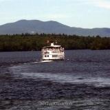 M/S Mount Washington Cruise Ship - Departing port