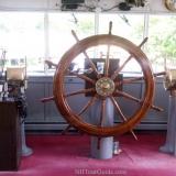 M/S Mount Washington Cruise Ship - Wheel House