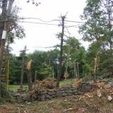 NH Tornado Damage - From the 2008 tornado