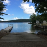 Merrymeeting Lake Boat Ramp - Public access boat launch and dock