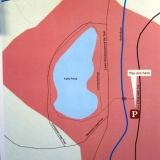 Rocky Gorge Albany NH - Rocky Gorge map