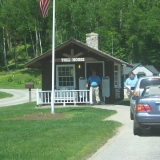 Mt. Washington Auto Road Toll House