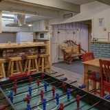 Indoor Pool, Toasty Sauna & Foosball too!