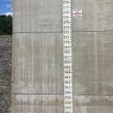 Franklin Falls Dam High Water Mark