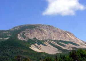 Hiking Cannon Mountain & Lonesome Lake Trails