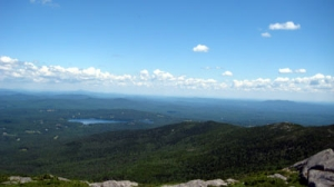 Hiking Mount Monadnock