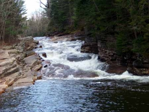 Lower Ammonoosuc Falls