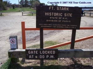 Fort Stark Historic Site