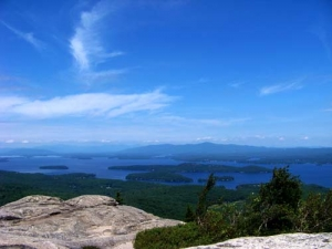 Lake Winnipesaukee Scenic Viewing Areas