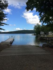 Merrymeeting Lake Boat Ramp