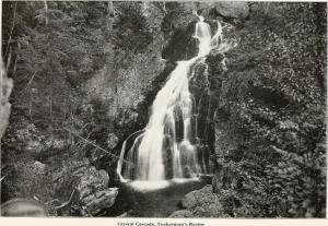 Crystal Cascade Pinkham Notch
