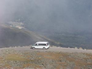 Mount Washington Auto Road Facts