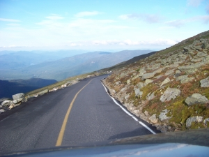 Fastest Climb up Mount Washington Record
