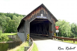Columbia Covered Bridge