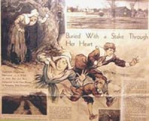 "Witch of Hampton Legend: Story of Eunice ""Goody"" Cole"