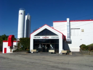Cabot Creamery: Cabot Cheese Factory