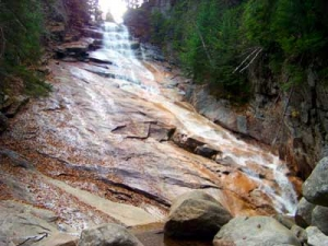 Ripley Falls, Hart's Location NH