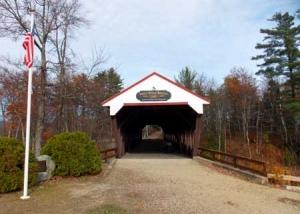 Swift River Covered Bridge