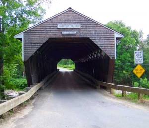 Swiftwater Covered Bridge