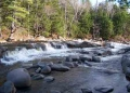 Lower Falls on the Kancamagus Highway