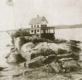 Legend of Becky's Garden: A Lake Winnipesaukee Legend