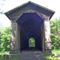 Pier Covered Bridge