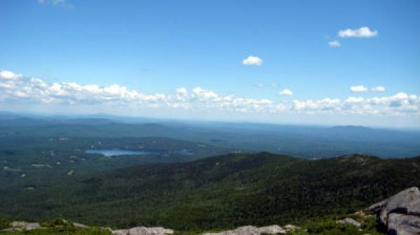 Mount Monadnock Summit View