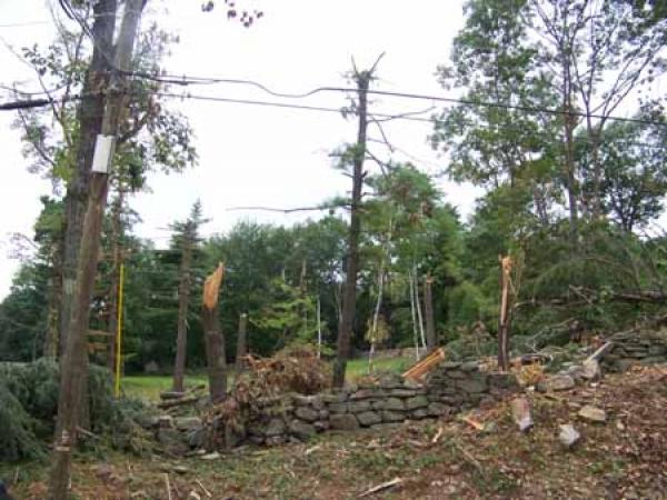 NH Tornado Damage