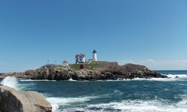Nubble Lighthouse York Beach Maine