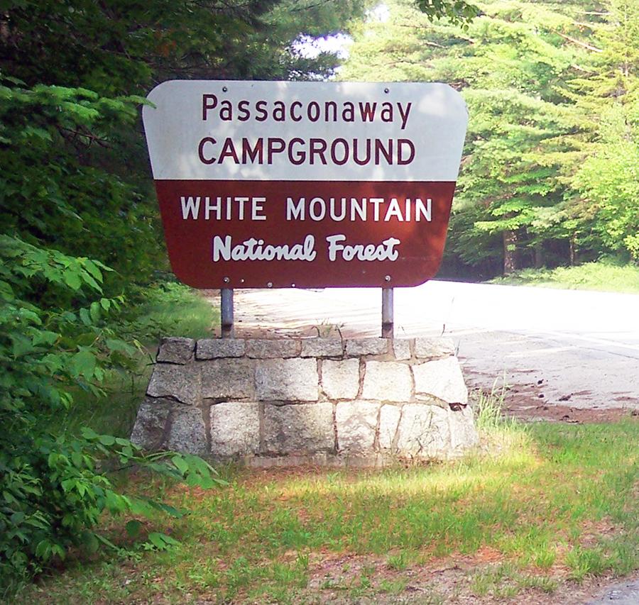 Passaconaway Campground: Kancamagus Camping in NH
