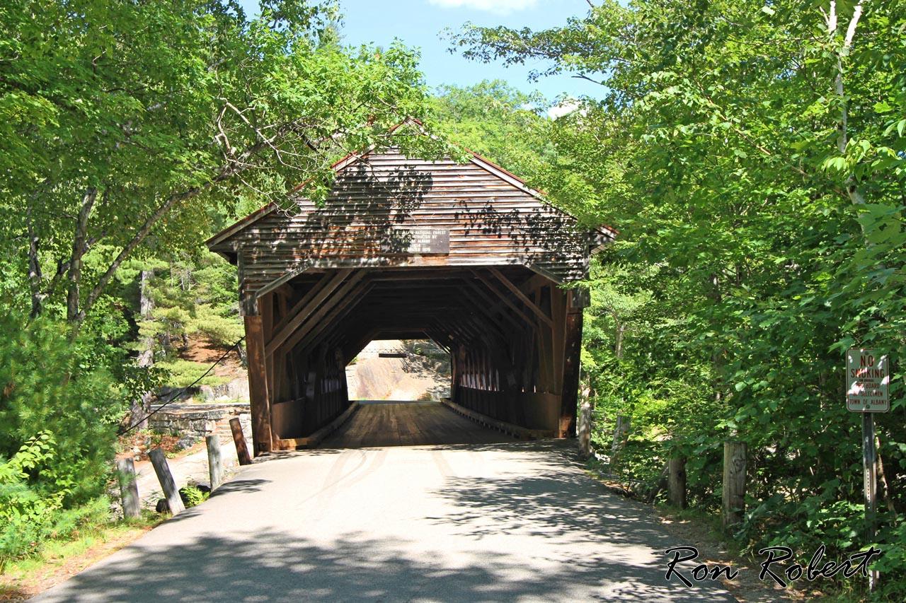 Covered Bridge Campground Albany NH
